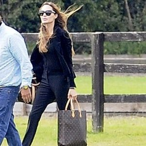 Louis Vuitton Hand Bag Sac Plat